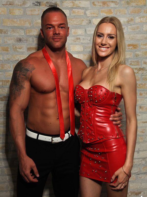 Chris og Pernille