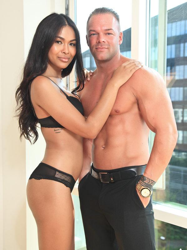 Jasmine og Chris
